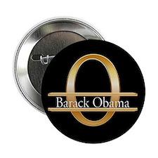 "Barack Obama O 2.25"" Button"