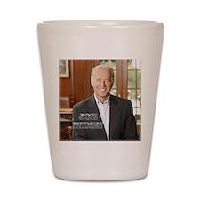 Joe Biden Shot Glass