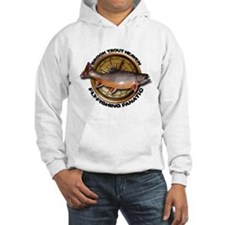 Hooded Brook Trout Sweatshirt