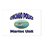 Chicago PD Marine Unit Postcards (Package of 8)