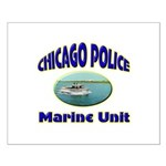 Chicago PD Marine Unit Small Poster