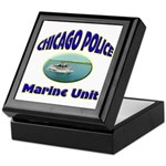 Chicago PD Marine Unit Keepsake Box