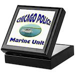 Chicago PD Marine Unit Keepsake Box