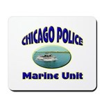 Chicago PD Marine Unit Mousepad