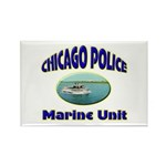 Chicago PD Marine Unit Rectangle Magnet (100 pack)