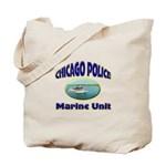 Chicago PD Marine Unit Tote Bag