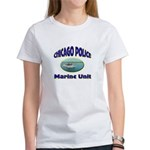 Chicago PD Marine Unit Women's T-Shirt