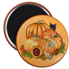 "Autumn Bounty 2.25"" Magnet (10 pack)"