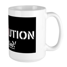 Ron Paul 2012 A Revolution of the Mind Mug