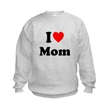 I Heart Custom TShirts Sweatshirt