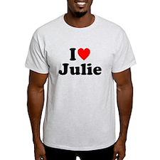 I Heart Custom TShirts: T-Shirt