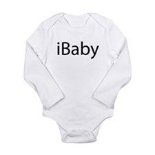 Apple iBaby Long Sleeve Infant Bodysuit