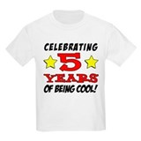 Celebrating 5 Years T-Shirt