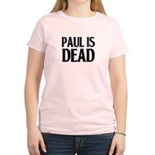 Classic Paul is Dead-- T-Shirt