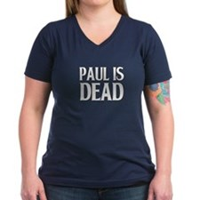Classic Paul is Dead-- Shirt