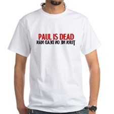 Paul is Dead: Backmasked-- Shirt