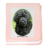 Russian Black Terrier 9T091D-030 baby blanket