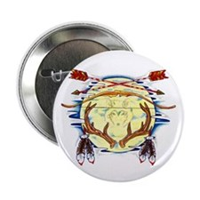 "Hunter's Moon 2.25"" Button (100 pack)"