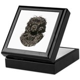 Portuguese Water Dog 9Y522D-037 Keepsake Box