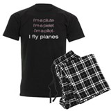 I fly planes pajamas