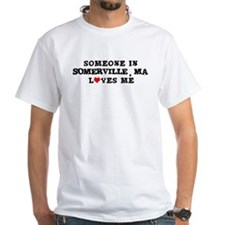 Someone in Somerville Shirt
