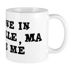 Someone in Somerville Mug