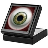 The Eye: Hazel Keepsake Box