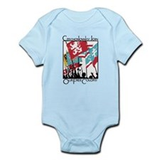 Czechoslovaks! Infant Bodysuit