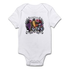 Corndogs of Death Infant Bodysuit