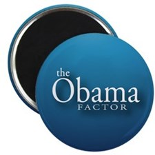 Obama Factor Magnet