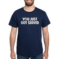 Got served - Volleyball T-Shirt