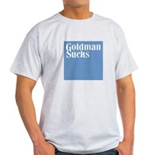 Goldman Sucks - Bankster T-Shirt