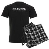 Grandpa the Man Myth Legend  Pyjamas
