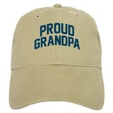 Proud Grandpa Baseball Cap