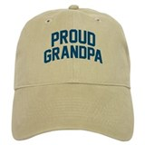 Proud Grandpa Cap