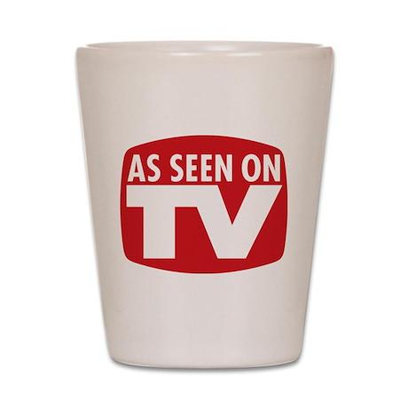 As Seen On TV Shot Glass
