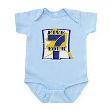 Cute 907 Infant Bodysuit