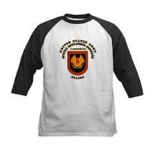 SOF - USASOC Flash with Text Tee