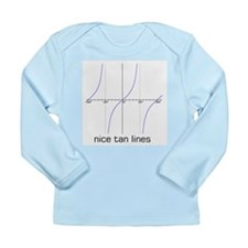 Nice Tan Lines Long Sleeve Infant T-Shirt