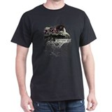 Zombie Whisperer Hunter M16 T-Shirt