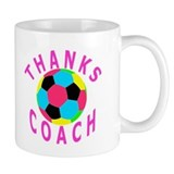 Soccer Coach Thank You Small Mugs