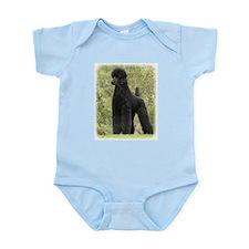 Poodle Standard 9Y181D-031 Infant Bodysuit
