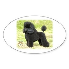 Poodle Toy 8T006D-08 Decal