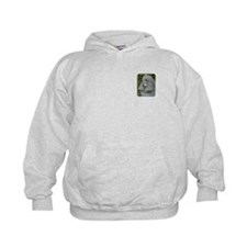 Poodle Toy 9F28D-09 Sweatshirt