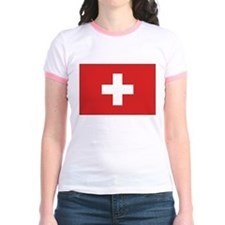 Switzerland Civil Ensign T