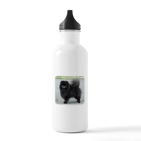 Pomeranian 9R042D-47 Stainless Water Bottle 1.0L