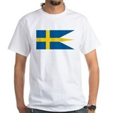 Sweden Naval Ensign Shirt