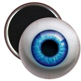 "The Eye: Electric 2.25"" Magnet (100 pack)"
