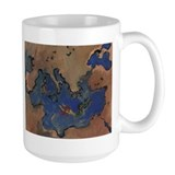 The Greek World Mug