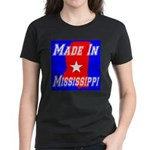 Made In Mississippi Women's Dark T-Shirt